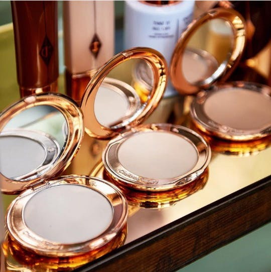 Airbrush Flawless Finish By Charlotte Tilbury