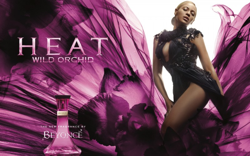 Beyonce Heat Wild Orchid EDP for Women 3.4 oz.
