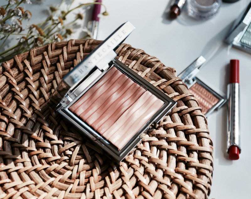 Chantecaille La Sirena Bronzer-Highlighter Duo