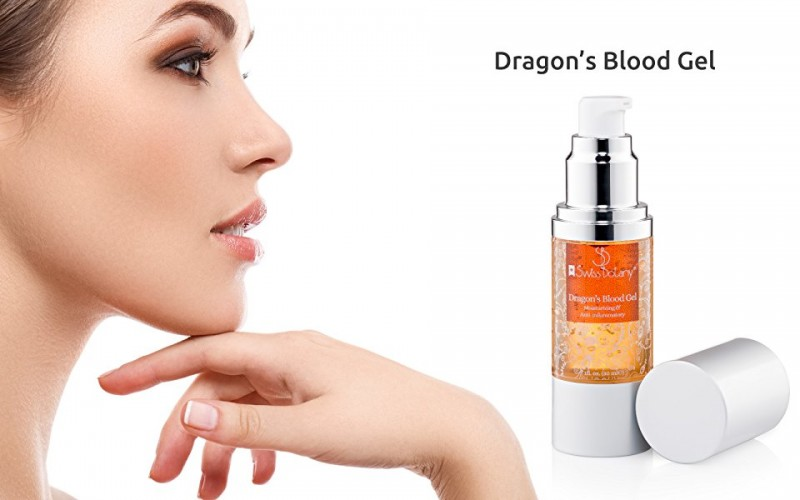 Dragons Blood - Nature's Botox Alternative, Instantly Tighten & Sculpture Facial Contours