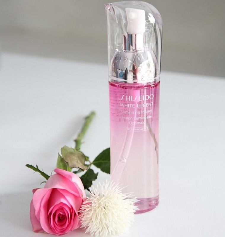 White Lucent Luminizing Surge (Emulsion) By Shiseido
