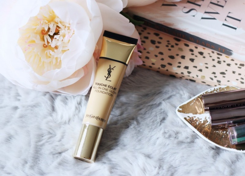 Yves Saint Laurent Beauty Touche Éclat All-In-One Glow SPF 23