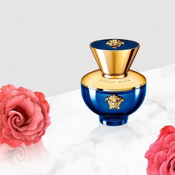 Versace Dylan Blue Pour Femme Eau De Parfum